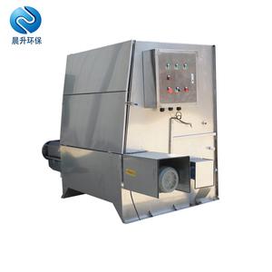 众厽系列CS-140A自动清洗型固液分离机